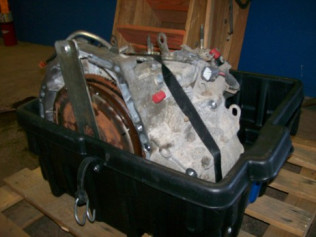 Step 1. Transmission Core to Be Rebuilt or Remanufactured